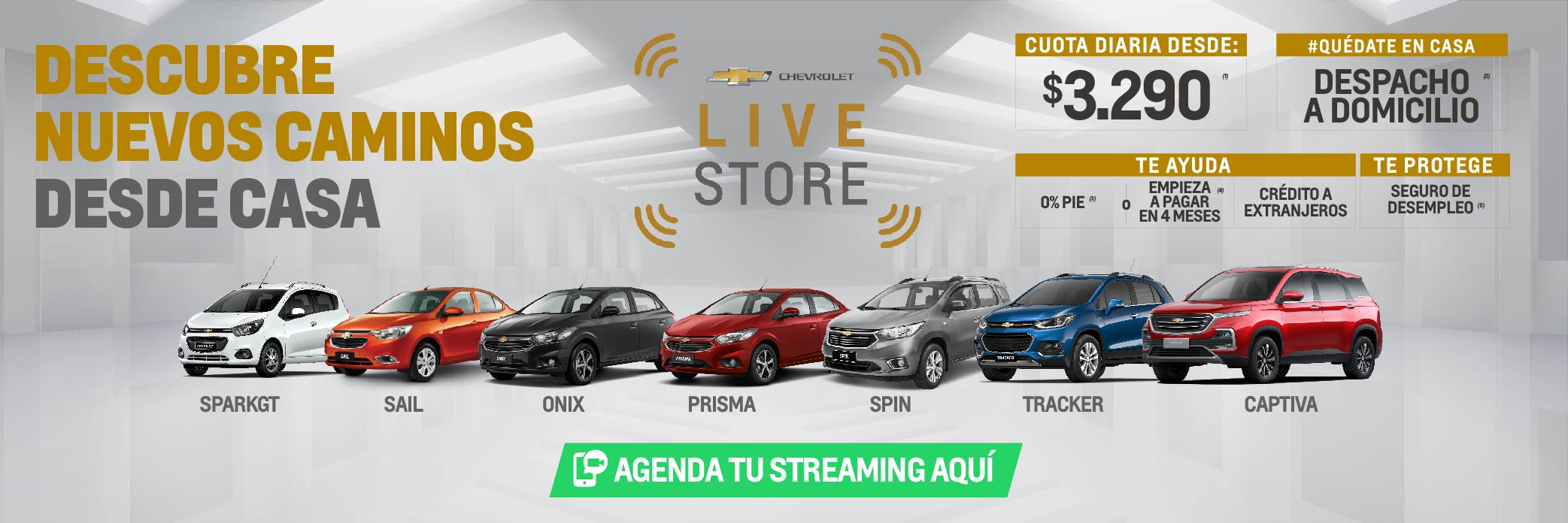 Banner live-store